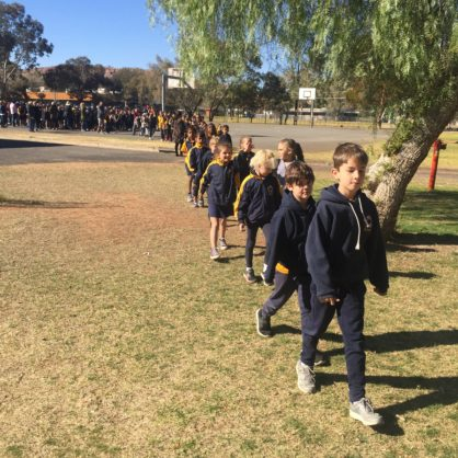 Naidoc March Procession